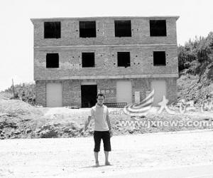 遂川一村民一块528平米宅基地被征仅补偿2640元