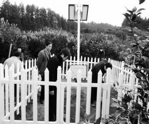 万安建成首个自动土壤水分观测站