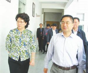 江西省2011年度考录公务员吉安考区秩序井然