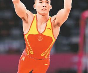 中国体操东京奥运大名单初定